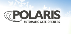 Polaris Automatic Gate Openers Logo